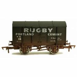 Gunpowder Van Rugby Cement 16 Weathered