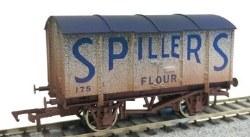 Gunpowder Van Spillers Weathered 170