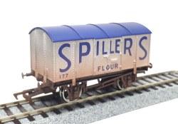 Gunpowder Van Spillers 177 Weathered