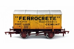 Gunpowder Van Ferrocrete 280 Weathered