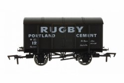 Gunpowder Van Rugby Cement 12