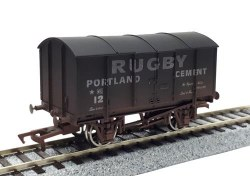Gunpowder Van Rugby Cement 12 Weathered