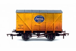 Banana Van Fyffes Yellow B240735 Weathered