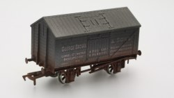 Lime Wagon G Brown Weathered