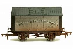 Lime Wagon Llyncys Lime Works 124 Weathered