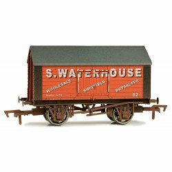 Salt Van S Waterhouse 82 Weathered