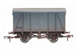 Box Van BR 753832 Weathered