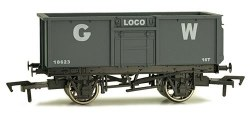 16T Steel Mineral Wagon 18623 GWR Grey