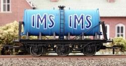 6 Wheel Milk Tanker 36 IMS