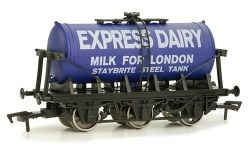 6 Wheel Milk Tanker Express Dairy 'E'