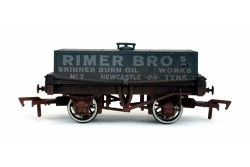 Rectangular Tank Rimer Bros 7 Weathered