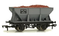 24T Steel Ore Hopper Wagon B433419 BR Grey