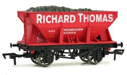 24T Steel Ore Hopper Wagon Richard Thomas