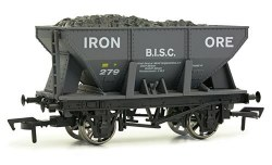 24T Steel Ore Hopper Wagon BISC Iron Ore