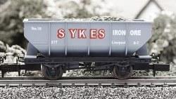21T Steel Hopper Sykes