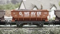 21T Steel Hopper G Weaver