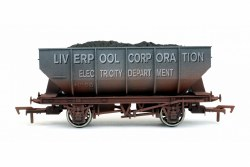 21T Hopper Liverpool Corporation 56 Weathered