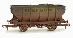 21T Hopper Simpson 78 Weathered