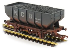 21T  Hopper NCB 125 Weathered