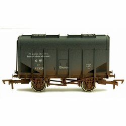 Bulk Grain Hopper GWR Avonmouth 42320 Weathered