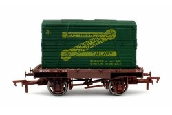 Conflat & Container SR K584 Weathered