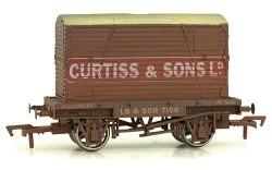 Conflat and Container Curtiss Weathered