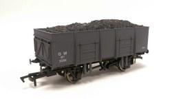 20T (21T glw) Steel Mineral Wagon 33264 GWR Grey