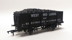 20T (21T glw) Steel Mineral Wagon West Midland Joint Electricity Authority