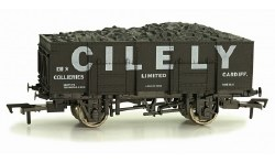 20T (21T glw) Steel Mineral Wagon Cilely Collieries Limited