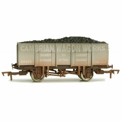20T Steel Mineral Wagon Cambrian Wagon Works Weathered