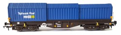 Telescopic Hood Wagon Tiphook Rail Blue 33 70 0899 048-9
