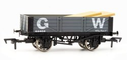 4 Plank Wagon 45583 GWR Grey