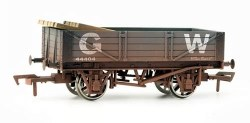 4 Plank Wagon 45583 GWR Grey Weathered