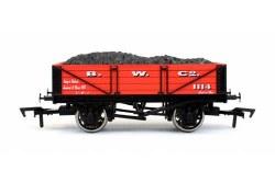 4 Plank Wagon B W Co 1114
