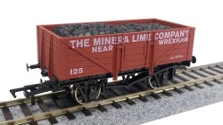 5 Plank Wagon Minerva Lime