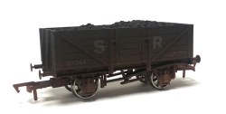 5 Plank Wagon SR 27344 Weathered