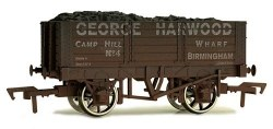 5 Plank Wagon 9' Wheelbase George Harwood Weathered