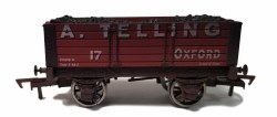 5 Plank Wagon A Telling 17 Weathered