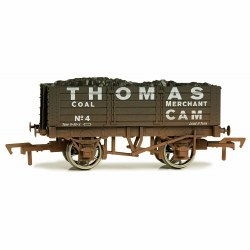 5 Plank Wagon Thomas 4 Weathered