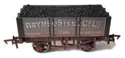 5 Plank 9 FT W/B Brymbo Steel 286 Weathered
