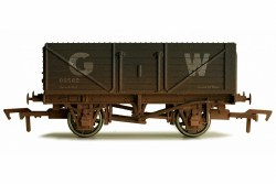 7 Plank GWR 06562 Weathered