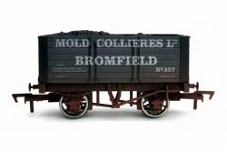 7 Plank 9 Ft Wheelbase Mold Colliery 258 Weathered