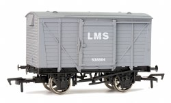 Ventilated Van LMS