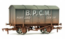 BPCM Cement Van Weathered