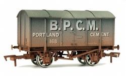 BPCM Cement Van Weathered