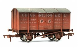 Chas Nelson Gunpowder Van Weathered