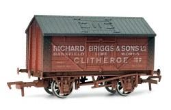 Lime Wagon No 189 Richard Briggs Weathered