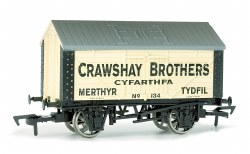 Lime Wagon Crawshay Lime