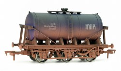 6 Wheel Milk Tanker Milk Marketing Board Weathered