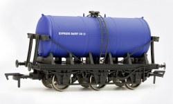 6 Wheel Milk Tank Express Dairy
